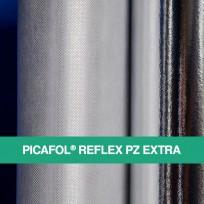 PICAFOL® Reflex PZ EXTRA párazáró hőtükör fólia